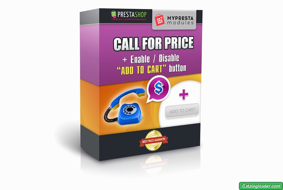 Модуль Call For Price + Call Back Product Button