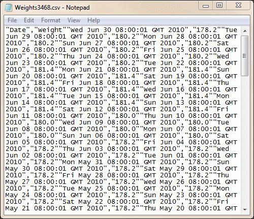Парсер PHP - пример выгрузки в csv файл