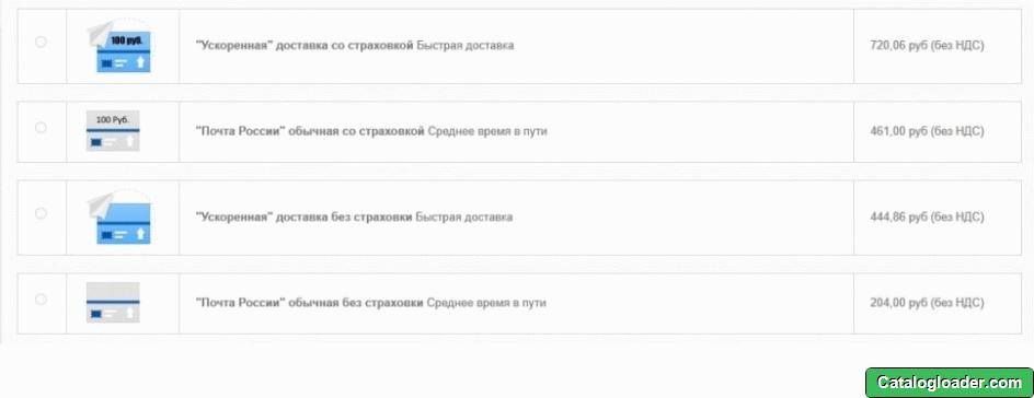 """Модуль """"Почта России"""""""